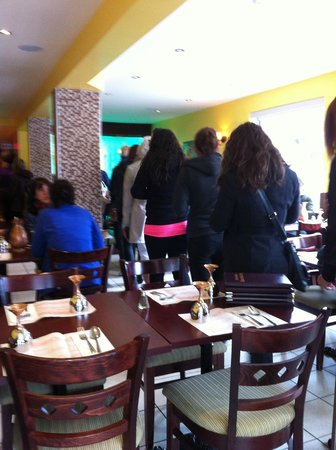 Maison Indian Curry House: Restaurant