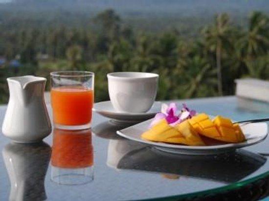 Baan Saitara: Tea