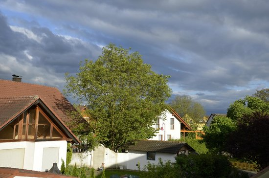 Gästehaus Hauser: View from balcony