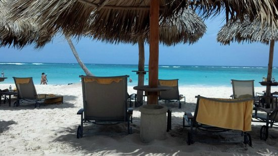 Iberostar Grand Hotel Bavaro: Beach Chairs