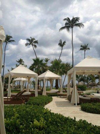 Iberostar Grand Hotel Bavaro: Pool Cabanas