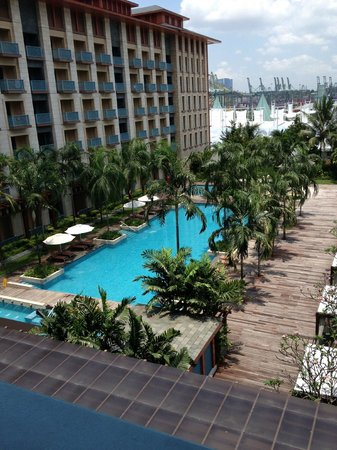 Resorts World Sentosa - Festive Hotel: our main views