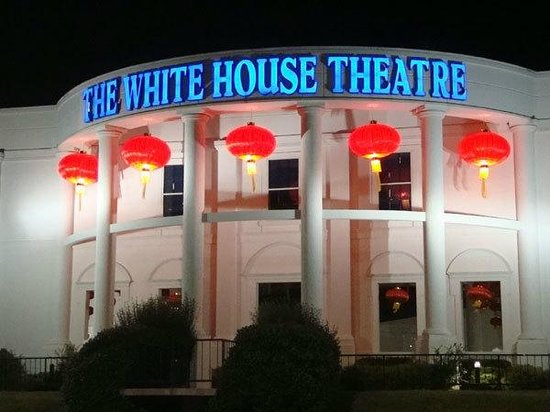 Legend Of Kung Fu: The White House Theatre