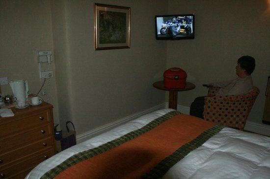 Royal Oak Hotel: Bedroom