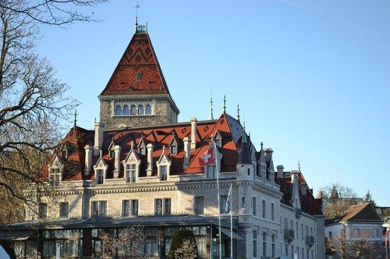 德奧奇城堡酒店照片