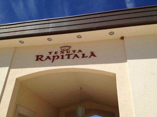 Tenuta Rapitala Winery
