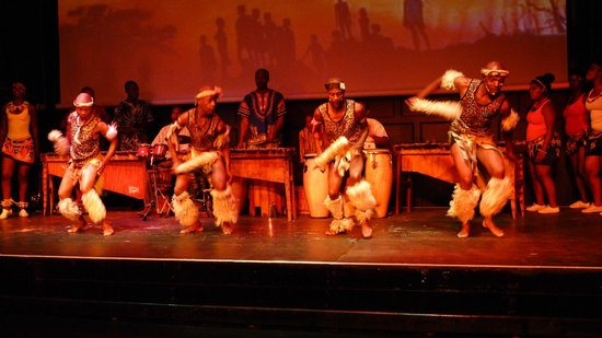 The African Dance Theatre: dance