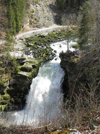 Bateaux du Saut du Doubs : Saut du Doubs