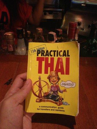 RNR Eco Adventures Pool Villa Resort & Hostel : Learn Thai