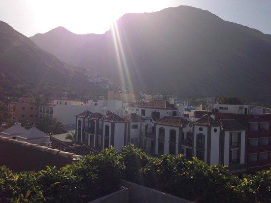 Playa Calera: Sonnenaufgang über dem Valle