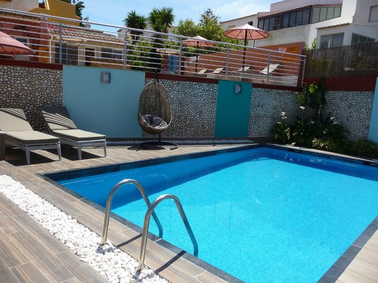 Villas D. Dinis: Pool area (deep pool)