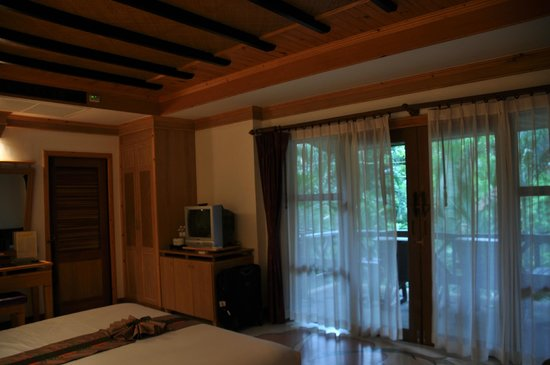 Somkiet Buri Resort: Room