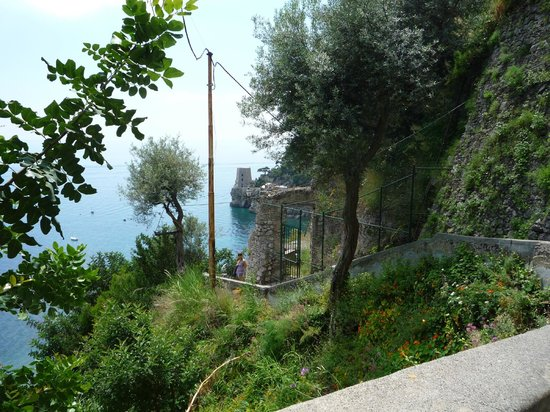 Pensione Maria Luisa - Amalfi Coast: camino a la playa
