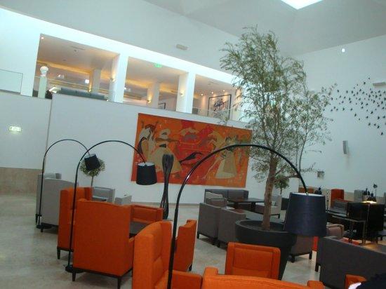 Pestana Cidadela Cascais: Sala de relax, desayuno, etc
