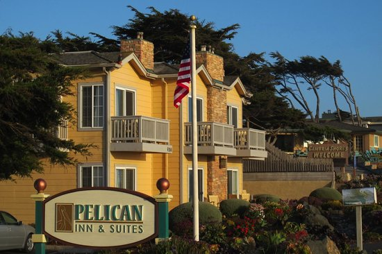 magical light picture of pelican inn suites cambria. Black Bedroom Furniture Sets. Home Design Ideas