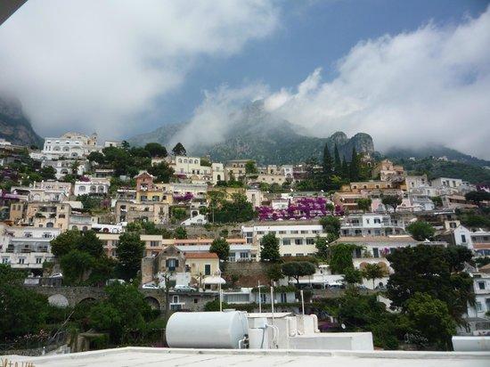 Pensione Maria Luisa - Amalfi Coast: desde el comedor