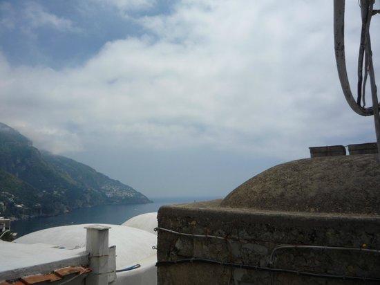 Pensione Maria Luisa - Amalfi Coast: vista habitacion