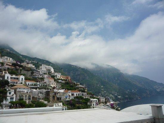 Pensione Maria Luisa - Amalfi Coast: desde la habitacion