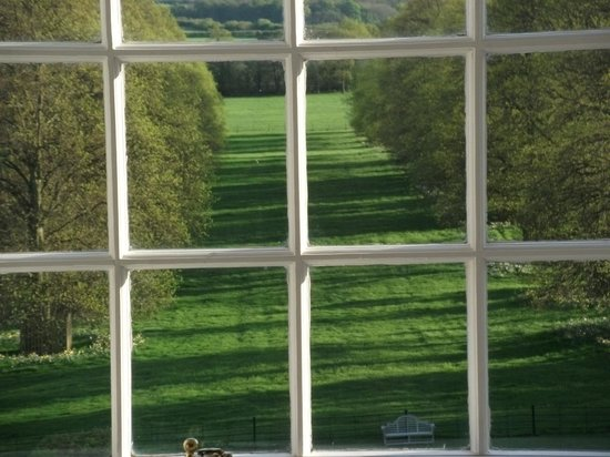 Goldsborough Hall: Room with a view