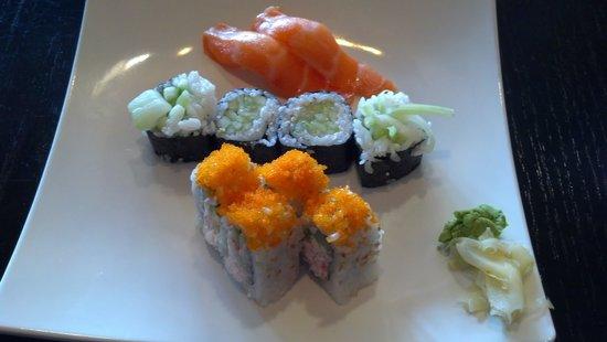 The Sushi Station