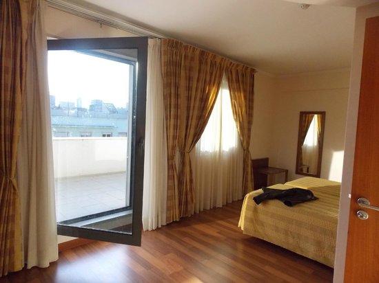 Hotel Travel Park : chambre