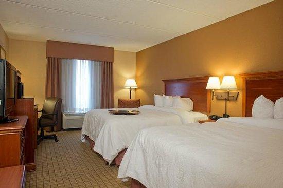 Hampton Inn Pell City Hotel Queen Double Guestroom