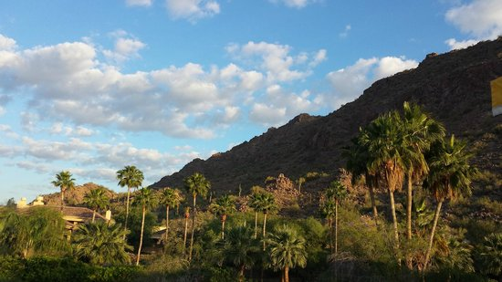 The Phoenician, Scottsdale: Camelback Mountain