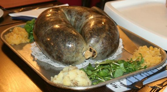 The Star Inn Vogue: Traditional Burns Supper