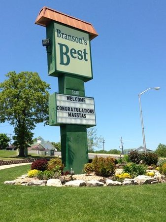 Branson's Best: just married and they put this on their board! :)