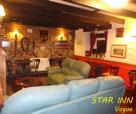 The Star Inn Vogue: Relax in our Lounge
