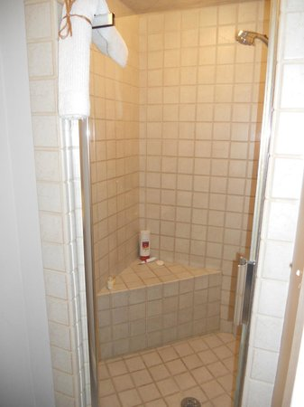 Fife & Drum Inn: Shower