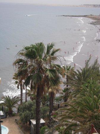 Playa de San Agustin: Пляж