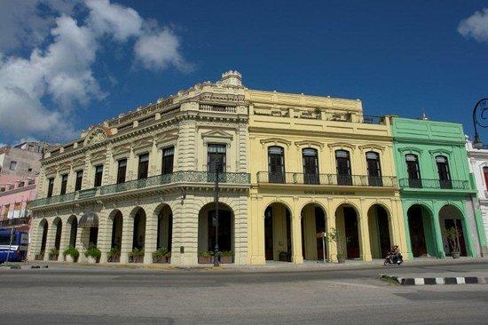 Armadores de Santander Hotel: FACHADO HOTEL ARMADORES DE SANTANDER
