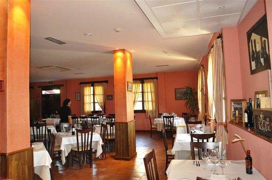 Hotel Rural Carlos I: restaurante