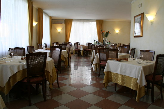 Edelweiss: sala principale
