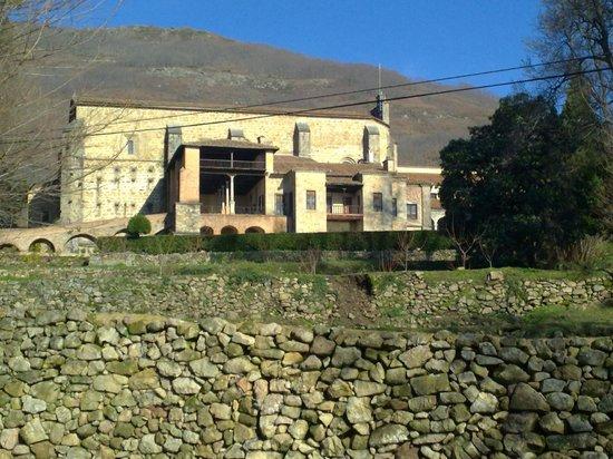 Hotel Rural Carlos I: Monasterio de Yuste