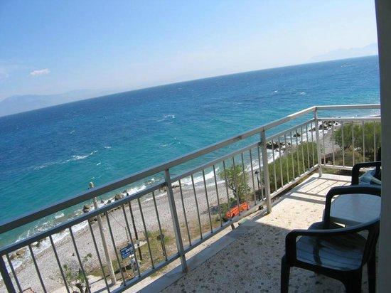 Hotel Fadira : sea view