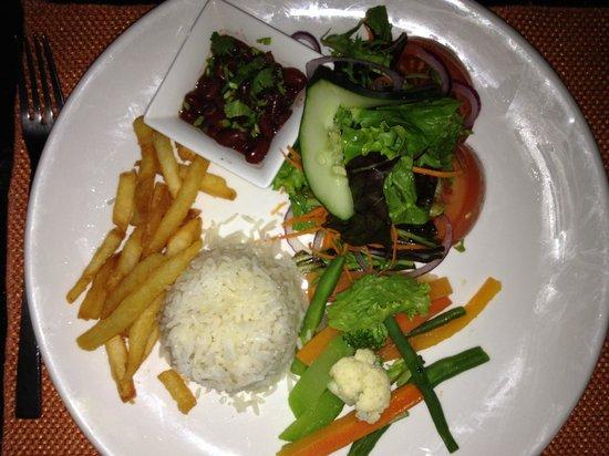 Pacifico Azul : Great vegan options!