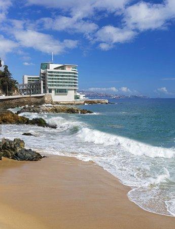 Beach - Picture of Sheraton Miramar Hotel & Convention Center, Vina del Mar - Tripadvisor