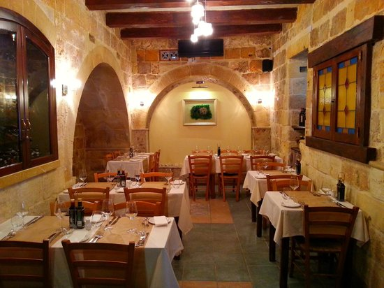 Veranda Restaurant & Wine Bar, Mgarr Harbour, Gozo