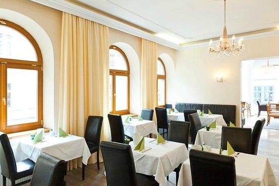 Hotel Beethoven Wien: Frühstückszimmer