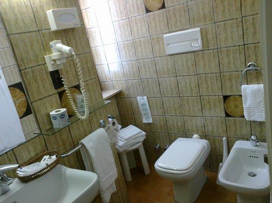 Best Western Hotel Genio: camera 325 - bagno
