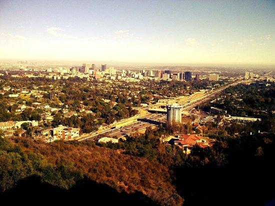 The Getty Center: The view!
