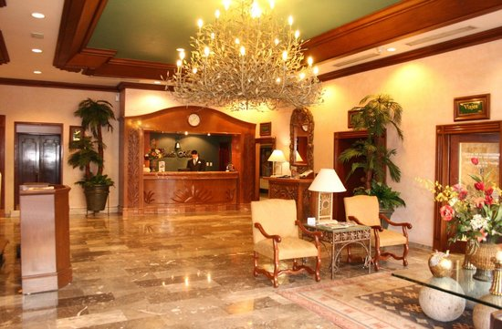 Hotel Santa Anita: Lobby
