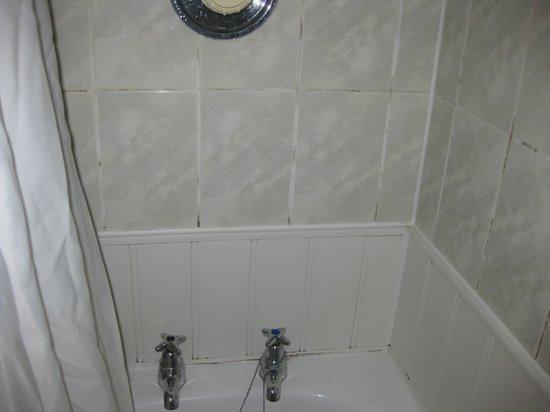 Beaufort Park Hotel: Bath area