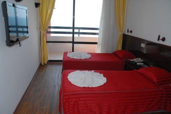 Sunday Beach Hotel: kaldığım odam