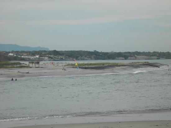 El Palmar Beach: playa