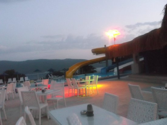 Bodrum Holiday Resort & Spa: aqua park