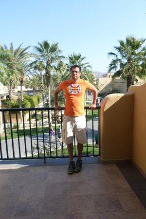 Hotel Riu Santa Fe: Balcón de habitación