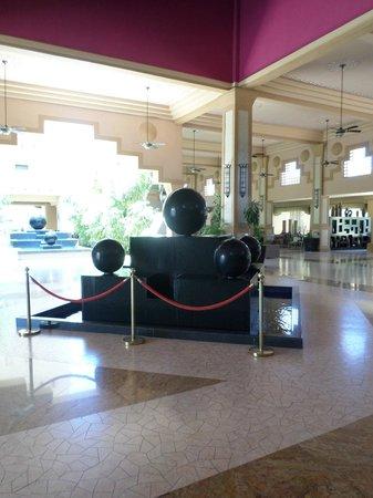 Hotel Riu Santa Fe: Lobby